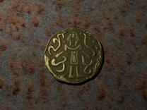 Nyarlathotep Coin in Metallic Plastic