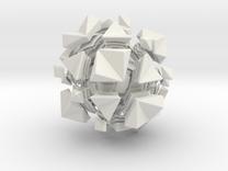 DaveDiamond.V5.revengeMech.10 in White Strong & Flexible