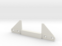 Auffahrrampe Loktrage in White Strong & Flexible