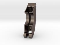 BaseHalfSteelSoftEdges2 in Stainless Steel