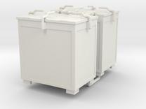 1- 16 Scale Oerlikon Amo Locker X2 in White Strong & Flexible
