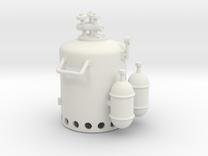 Vosper Smoke Generator 1/30 Scale in White Strong & Flexible