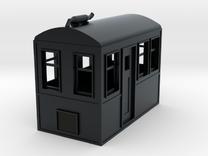 On18 RailCar in Black Hi-Def Acrylate