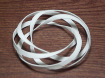 Torus2 in White Strong & Flexible