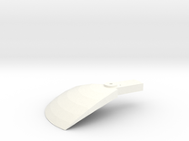 Sichel Rechts 206 Komplett in White Strong & Flexible Polished