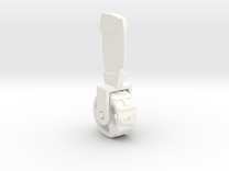 SHAPEWAYS - Stamp Roller in White Strong & Flexible Polished