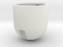 Gauge-pod in White Strong & Flexible