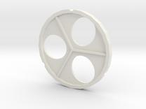 Picam Pinwheel in White Strong & Flexible