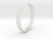 lovelink bracelet ($5) in White Strong & Flexible