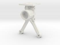 CV4-5001_cf_landing_tr.stl in White Strong & Flexible