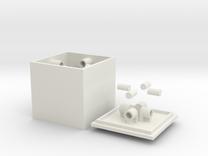 CentripetalBox in White Strong & Flexible