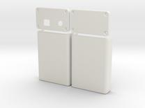 Arduino Case in White Strong & Flexible