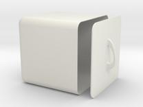 boite ouverte in White Strong & Flexible