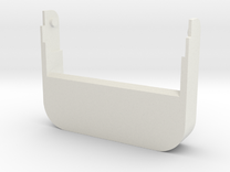 Business Card Holder Back in White Strong & Flexible