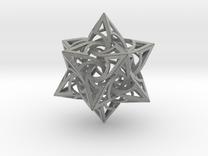 SWIRL 2 in Metallic Plastic