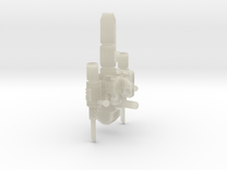 Classics Prime Smokestacks kit mk3 in Transparent Acrylic