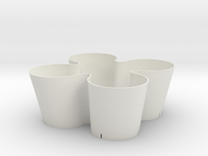 pot.on.top in White Strong & Flexible