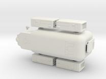 Zaad 829 LuftWagen APC in White Strong & Flexible