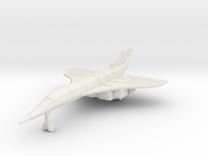 Silver Jet2 in White Strong & Flexible