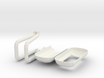 footpod01 in White Strong & Flexible