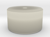 Barrel Closing Tool Top in Transparent Acrylic