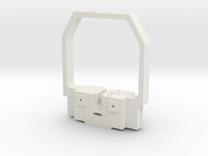 NEM 102 TT Scale 1:120 Puffer-, Kupplungs-, Umgren in White Strong & Flexible