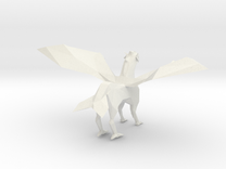 griffon in White Strong & Flexible