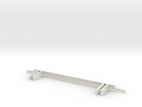 20110818 VGN C-1 Center Sill & Bolsters in White Strong & Flexible