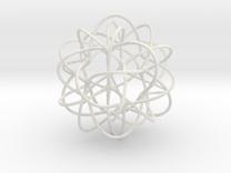 Novax Medium in White Strong & Flexible