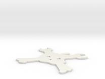 hackbook logo in White Strong & Flexible