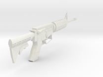 m4 larger in White Strong & Flexible
