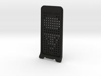 Chest Box Communicator - Flip Lid in Black Strong & Flexible