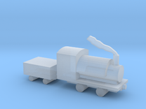 mini loco in Frosted Ultra Detail