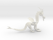 Discord in White Strong & Flexible