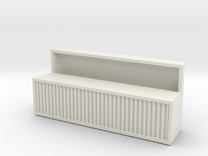1:16 IH A/C Unit in White Strong & Flexible