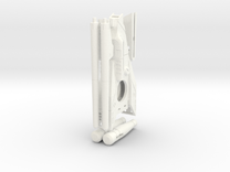 IS_Starship_part1 in White Strong & Flexible Polished