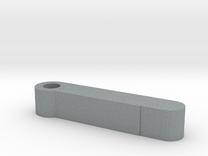 VSR TDC Hop Arm in Polished Metallic Plastic