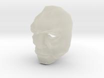 Jor-El 1/6 Scale Crystal Mask Superman in Transparent Acrylic