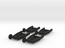 TT Persvet Crane supports in Black Strong & Flexible