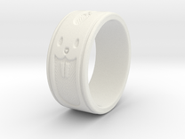 ring5 in White Strong & Flexible