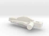 M-300 Claymore Shotgun in White Strong & Flexible