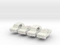 1/200 Trabant Kuebel in White Strong & Flexible