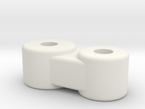 Drift Arm Joint II in White Strong & Flexible