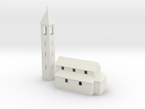 Kirche / church of San Nazzaro in White Strong & Flexible