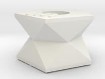 Pandora04 in White Strong & Flexible