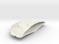 Thick mushroom 1 in White Strong & Flexible