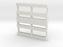 Pallet in White Strong & Flexible