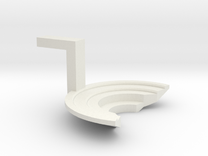 3 & 4  Inch Wafer Holder For CEE 200X in White Strong & Flexible