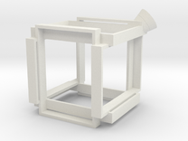G360 Shapeways in White Strong & Flexible
