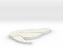 Tsubasa Chronicle Sakura Necklace in White Strong & Flexible